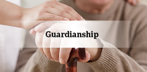 Guardianship law for seniors in Naples.