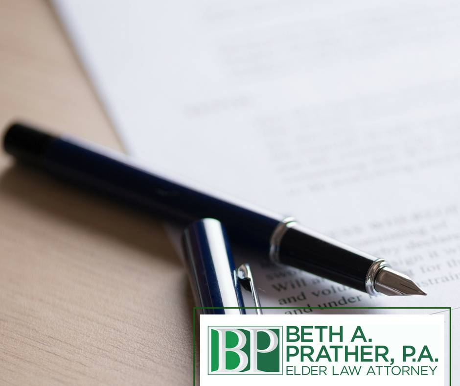 Will and Trust Preparation in Fort Myers - Beth A  Prather, P  A