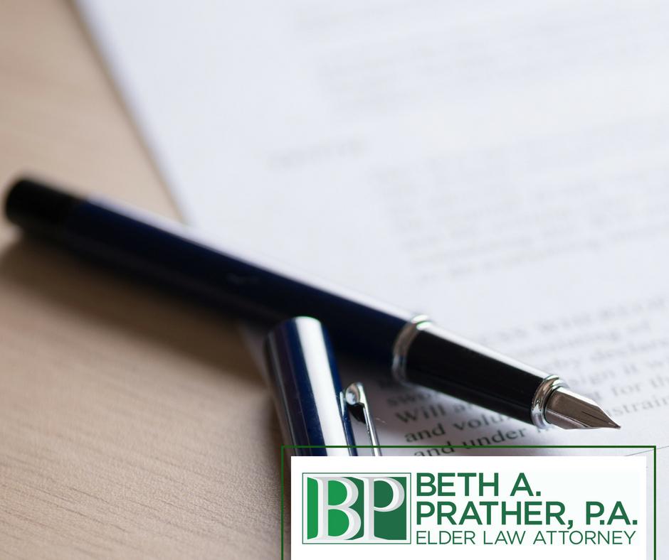 Wills & Trusts - Beth A  Prather, P  A